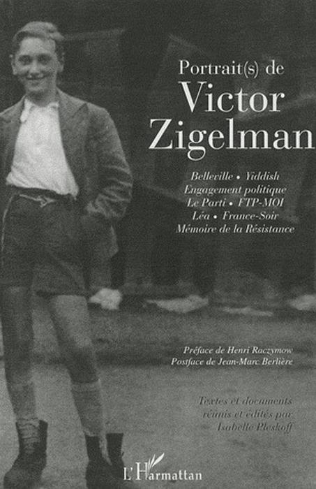 portrait(s) de Victor Zigelman