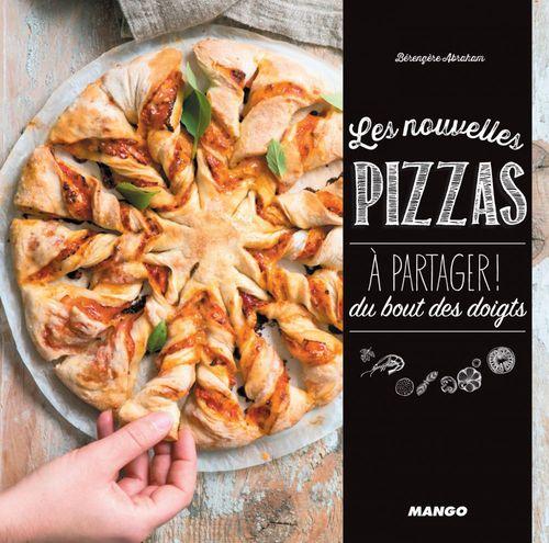 Les nouvelles pizzas à partager ! du bout des doigts