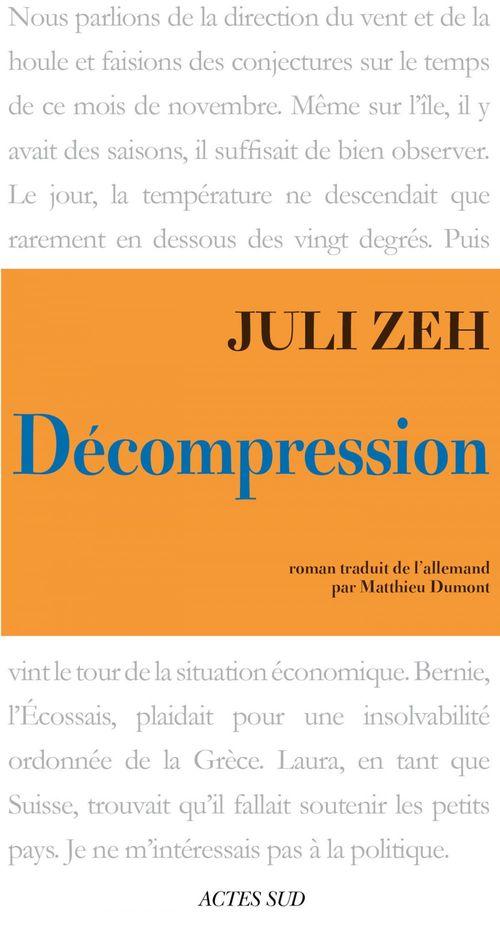 Décompression