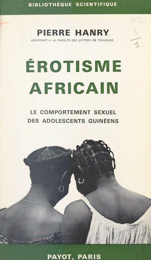 Érotisme africain