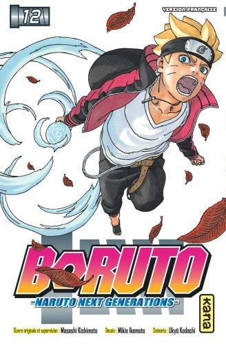 Boruto - Naruto next generations t.12