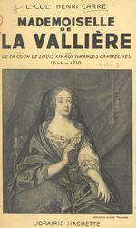 Mademoiselle de La Vallière