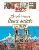 Vente EBooks : Les plus beaux lieux saints en BD  - CATHERINE LOIZEAU