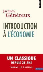 Vente Livre Numérique : Introduction à l'économie (nouvelle édition)  - Jacques Généreux