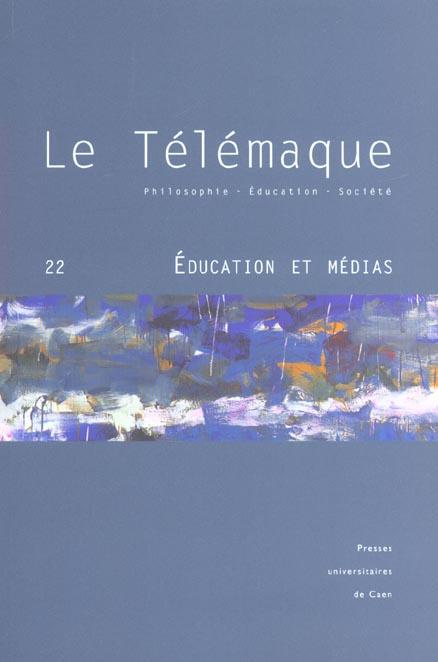 N  22 : education et medias