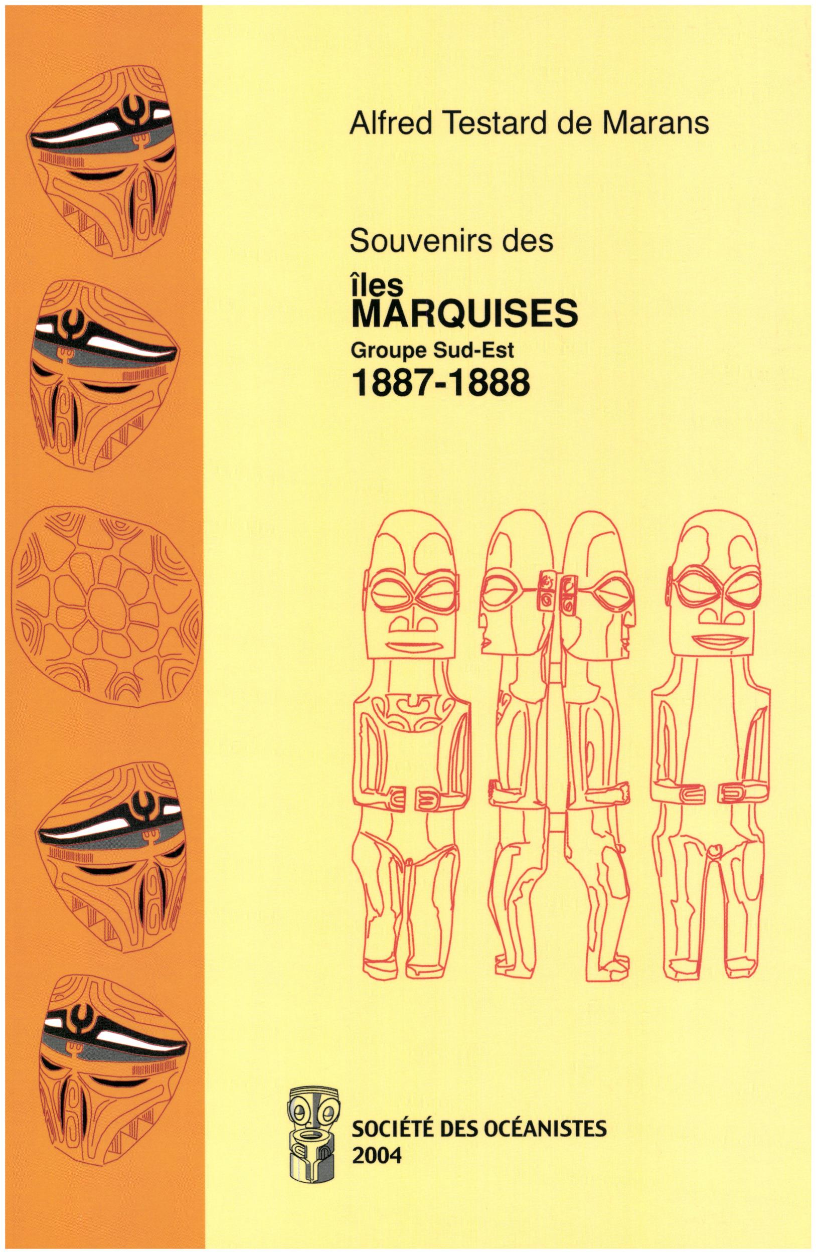 Souvenirs des îles Marquises (1887-88)
