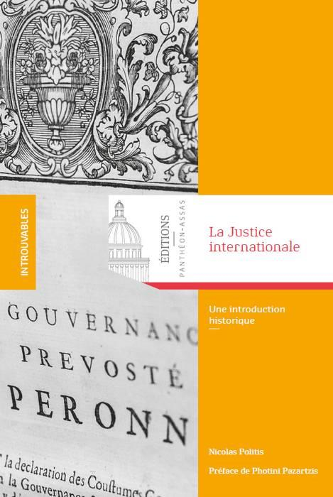 La Justice Internationale