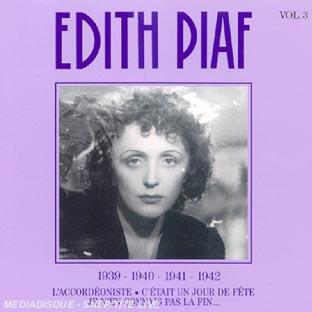 Edith Piaf /Vol.3