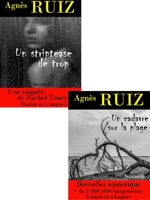 Les enquêtes de Rachel Toury, volume 2