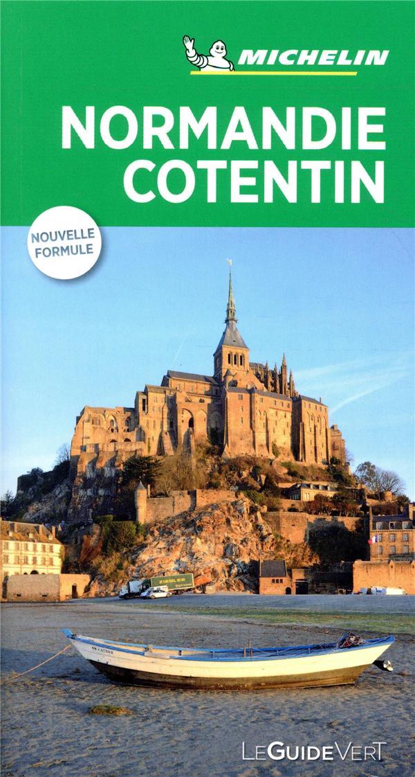 Le guide vert ; Normandie Cotentin