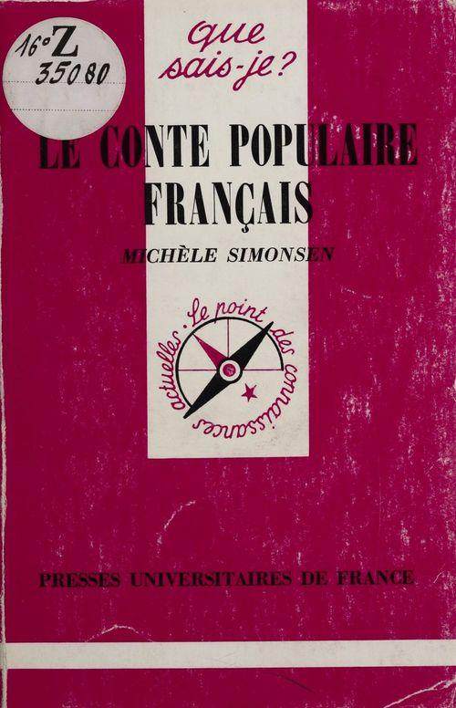 Le conte populaire francais qsj 1906