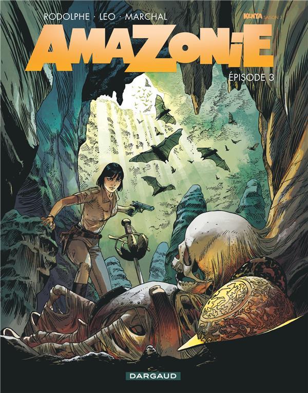 Amazonie T.3