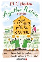 Vente Livre Numérique : Agatha Raisin enquête 27 - Les pissenlits par la racine  - M. C. Beaton