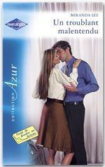 Vente Livre Numérique : Un troublant malentendu (Harlequin Azur)  - Miranda Lee