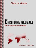 L'histoire globale - Une perspective afro-asiatique