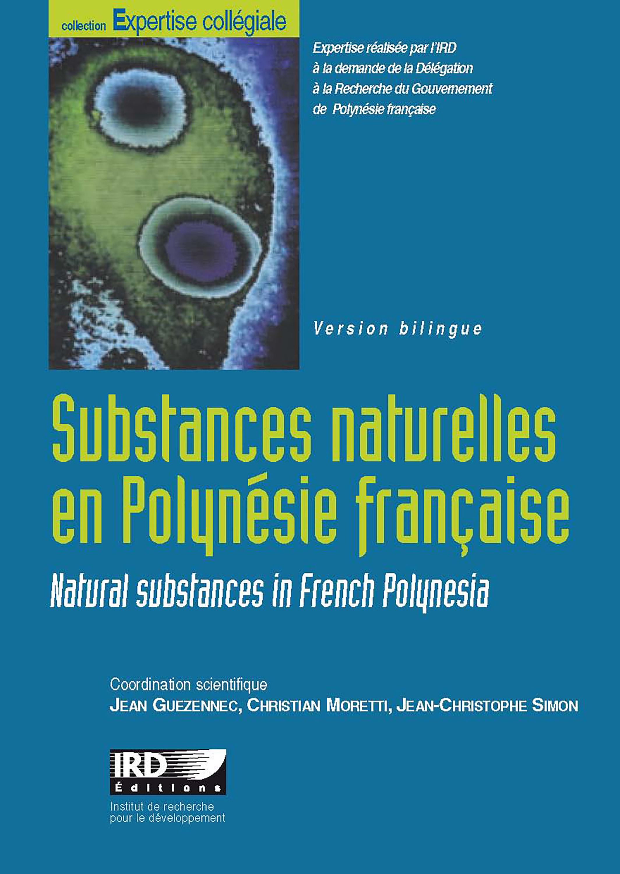 Substances naturelles en Polynésie ; natural substance in french polynesia