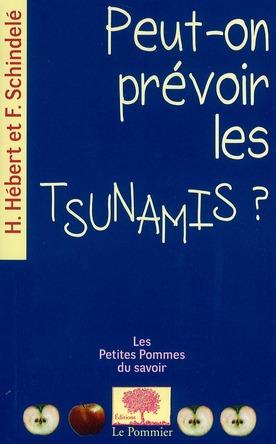 Peut-On Prevoir Les Tsunamis ?