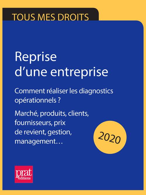 Reprise d'une entreprise  2020
