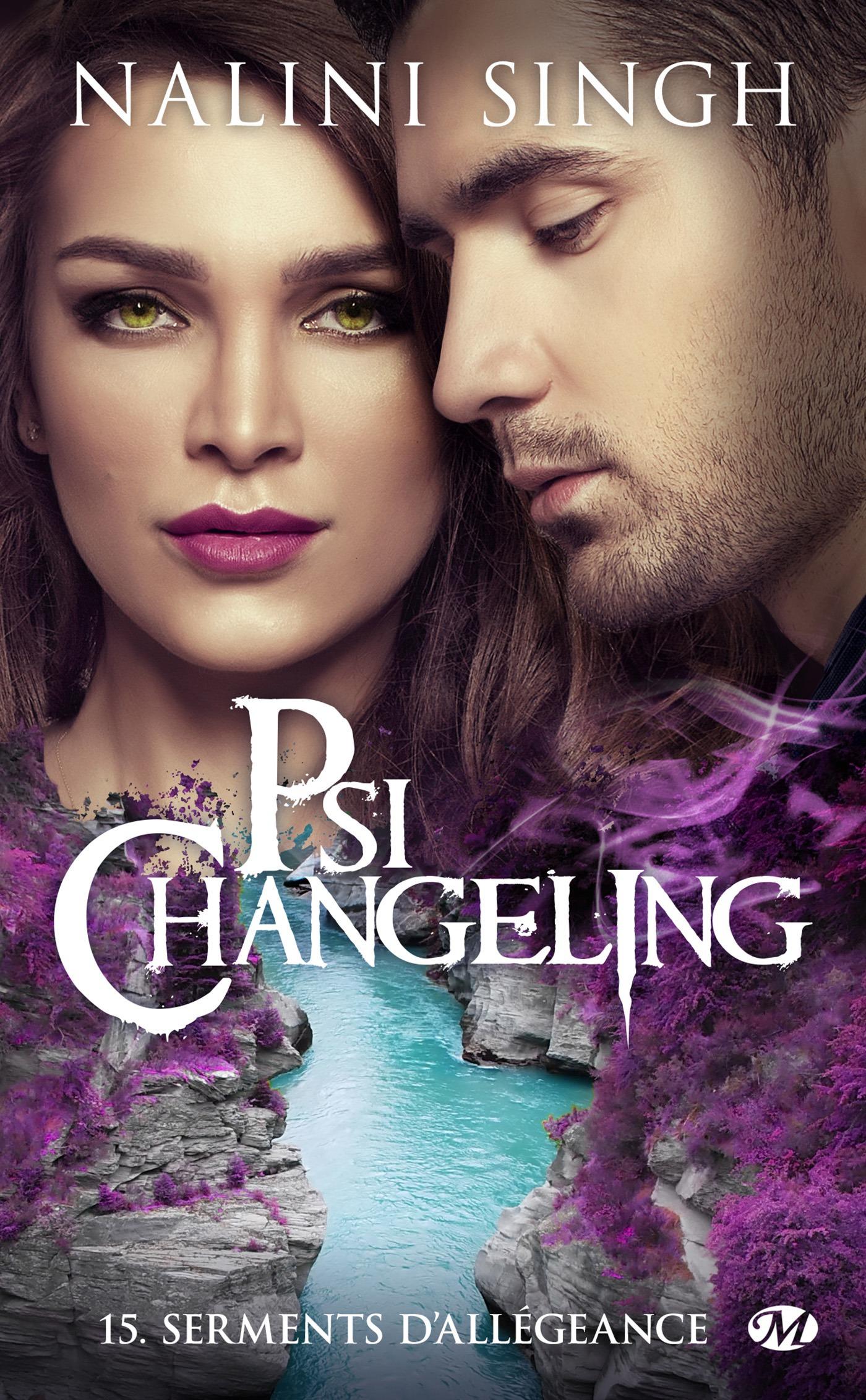 Psi-Changeling T.15 ; serments d'allégeance