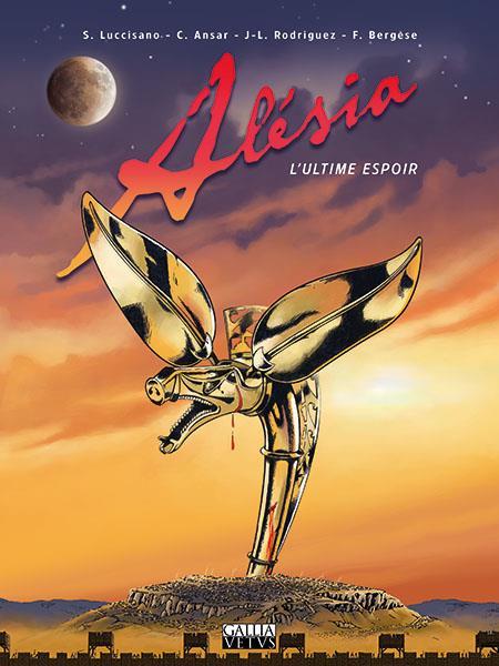 Alesia ; l'ultime espoir