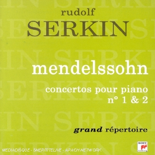 Concertos Pour Piano N 1 & 2