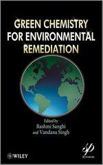 Vente EBooks : Green Chemistry for Environmental Remediation  - Vandana Singh - Rashmi Sanghi