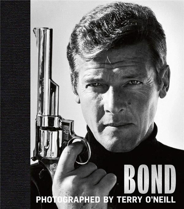Bond photographed by terry o'neill