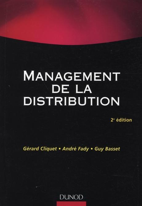 Management De La Distribution (2e Edition)