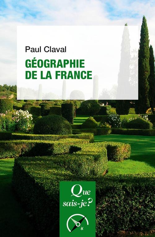 Géographie en France (5e édition)