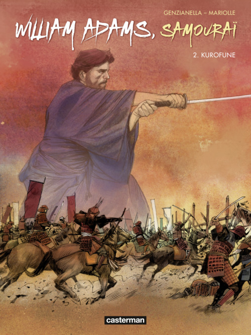 William Adams, Samouraï (Tome 2) - Kurofune