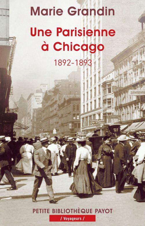 Une parisienne à Chicago  - Marie Grandin