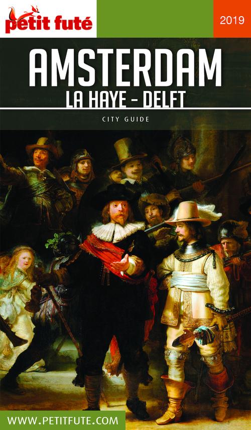 Amsterdam, la Haye, Delft (édition 2019)
