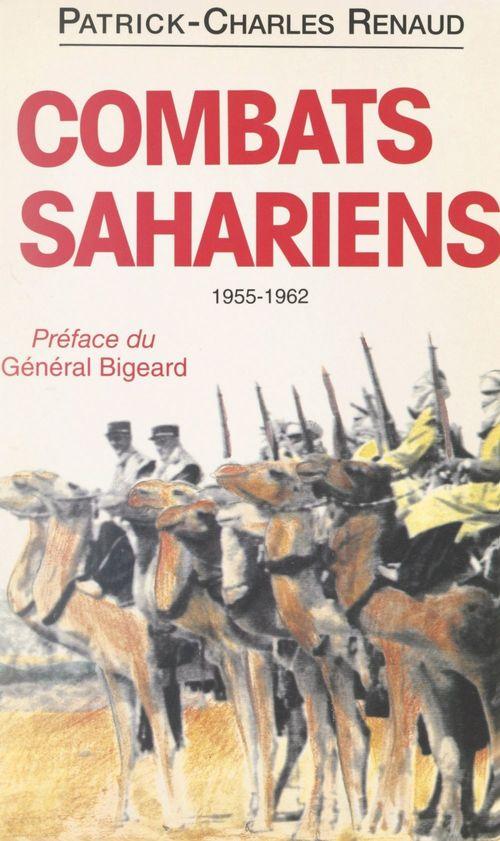 Combats sahariens, 1955-1962