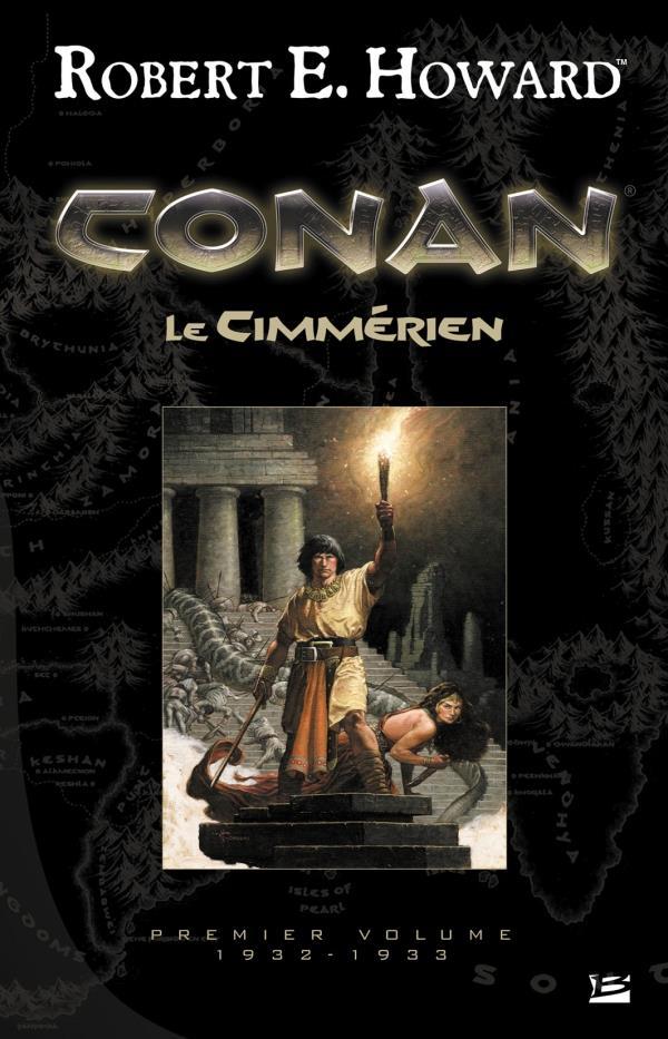 Conan ; Intégrale vol.1 ; 1932-1933 ; Conan le Cimmérien