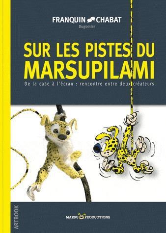 Dugomier Vincent - MARSUPILAMI HORS-SERIE  -  SUR LES PISTES DU MARSUPILAMI