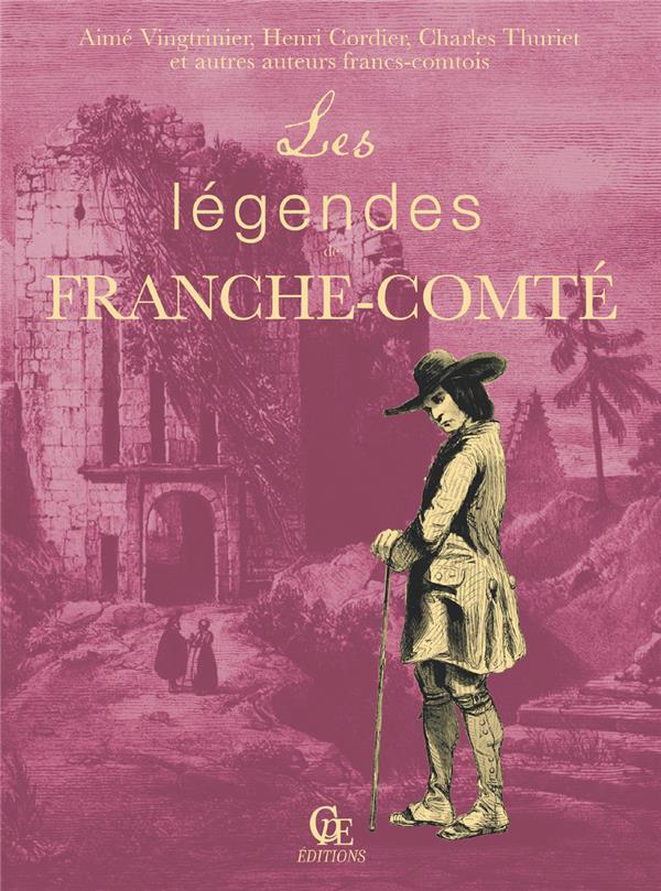 Les légendes de Franche-Comté