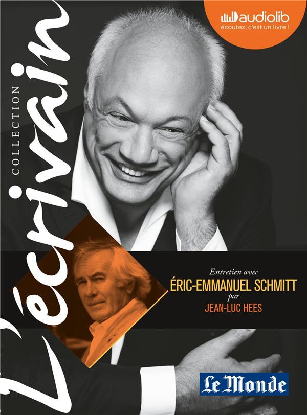 Entretien avec Eric-Emmanuel Schmitt par Jean-Luc Hees