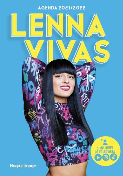 Agenda Lenna Vivas (édition 2021/2022)