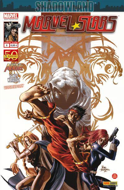 Marvel Stars T.6