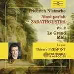 Ainsi parlait Zarathoustra (Volume 2)  - Friedrich NIETZSCHE - Friedrich Nietzsche