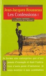Couverture de Les confessions - tome 1 - vol01
