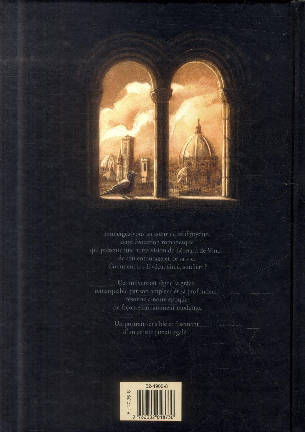 Léonard et Salaï t.1 ; il salaïno