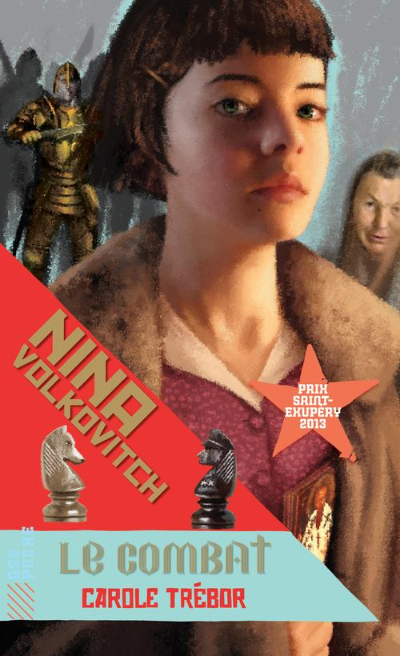 Nina Volkovitch t.3 ; le combat