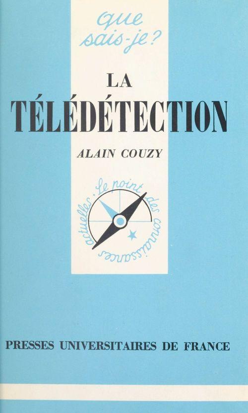 La télédétection