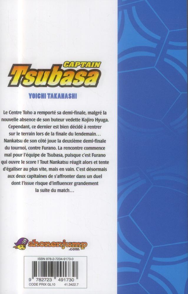 Captain Tsubasa t.20