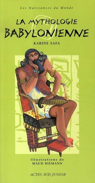 La Mythologie Babylonnienne