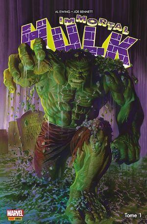 Immortal Hulk T.1 ; où est-il les deux ?