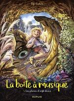 Vente Livre Numérique : La boîte à musique t.5 ; les plumes d'Aigle Douce  - Carbone