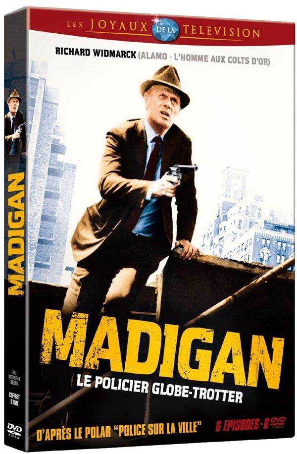 Madigan, le policier globe-trotter