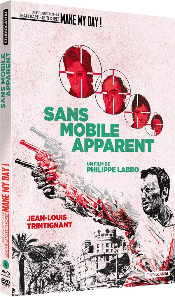 Sans mobile apparent